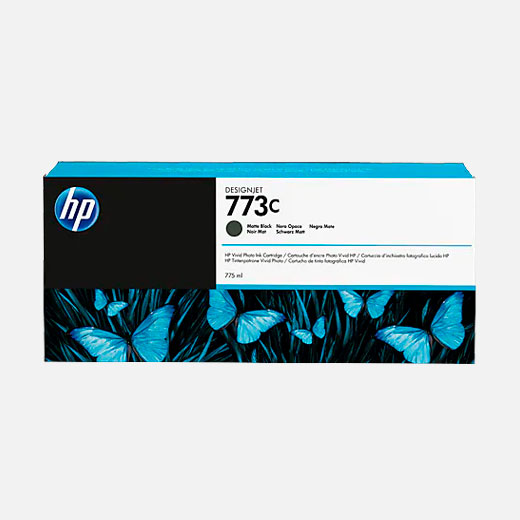 C1Q37A - Cartuccia HP 773 Nero opaco 775 ml