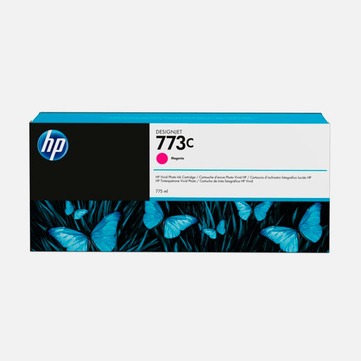 C1Q39A - Cartuccia HP 773 Magenta 775 ml