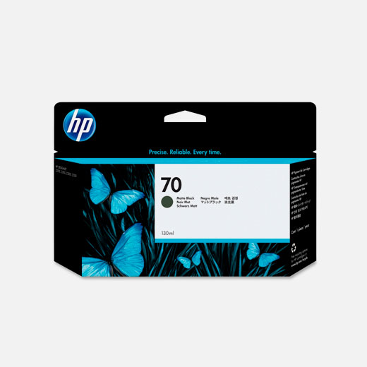 C9448A - Cartuccia HP 70 Nero opaco 130 ml