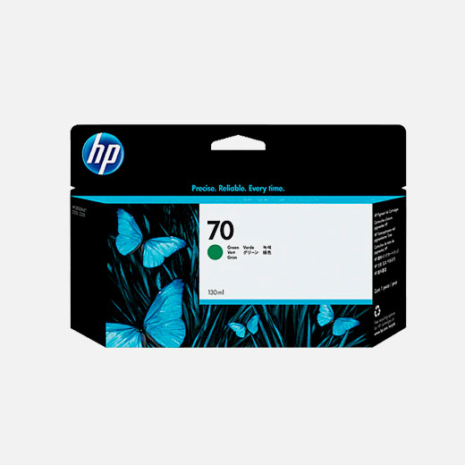 C9457A - Cartuccia HP 70 Verde 130 ml